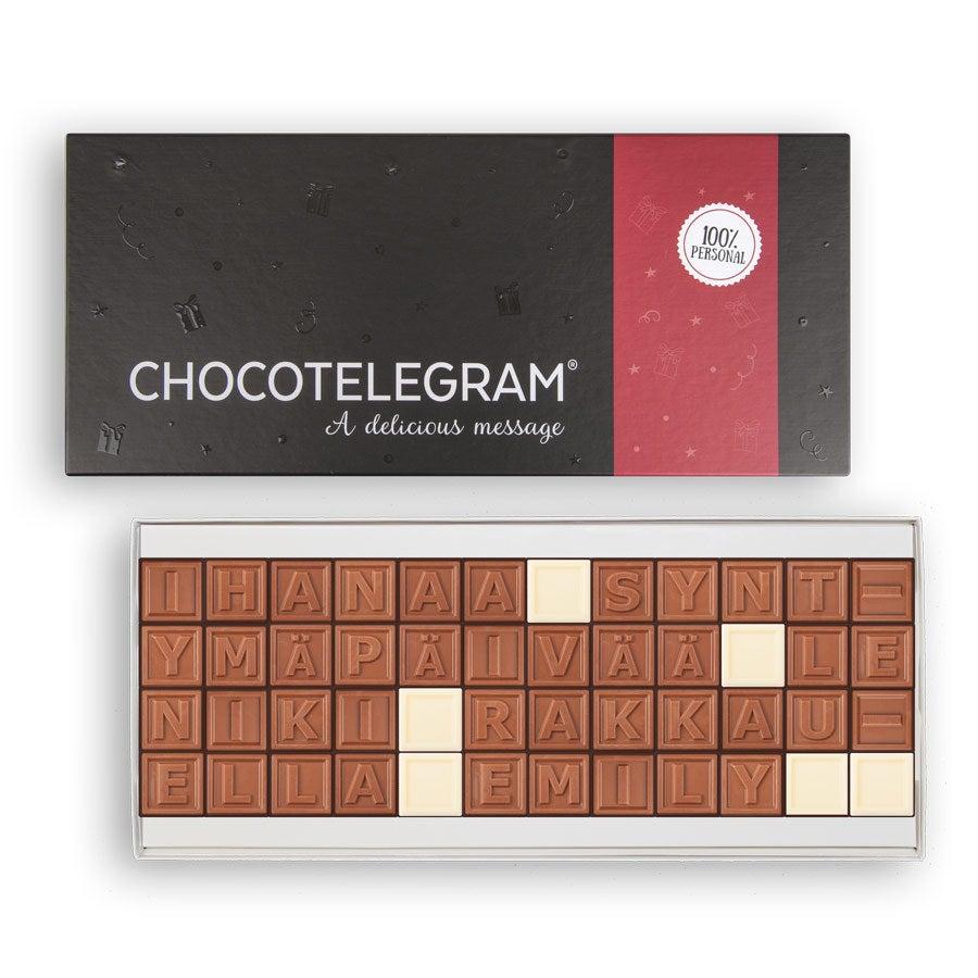 Suklaasähke - 48 merkkiä