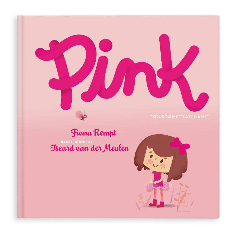 Book - PINK (Softcover)