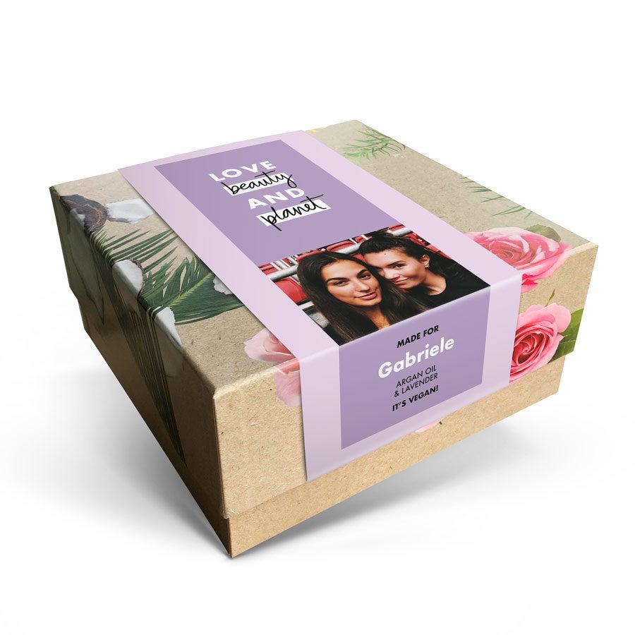 - Love, Beauty Planet Geschenkset Argan Oil Lavender - Onlineshop YourSurprise