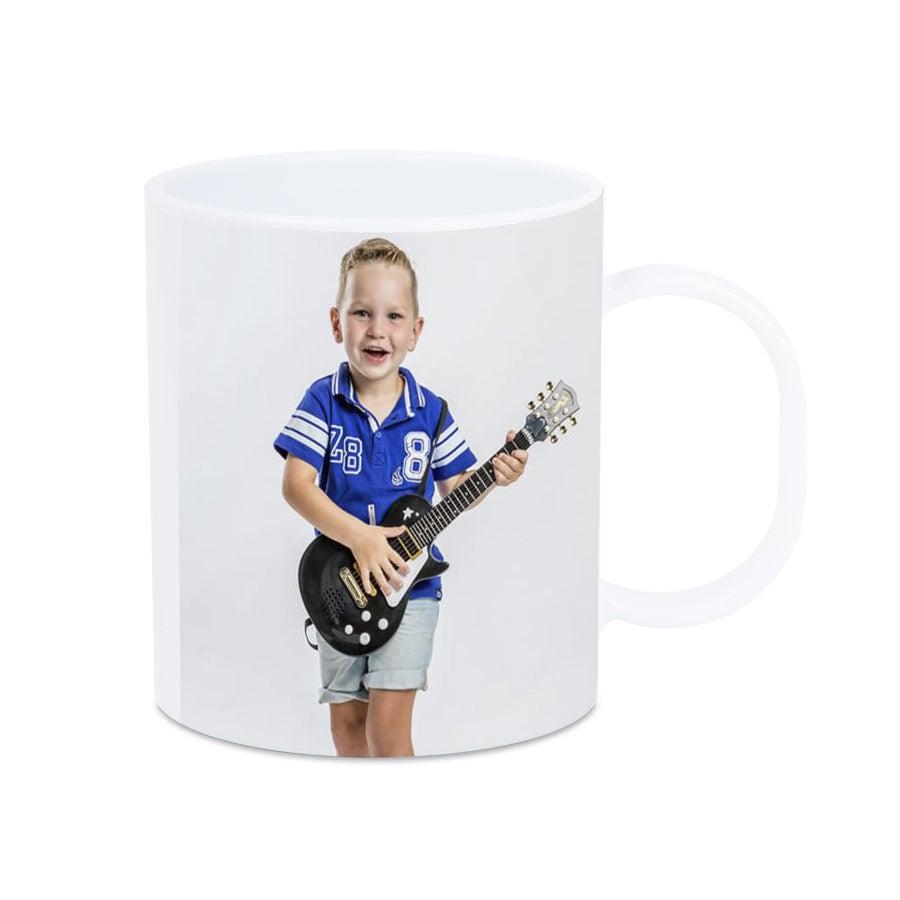 Mug - Plastic