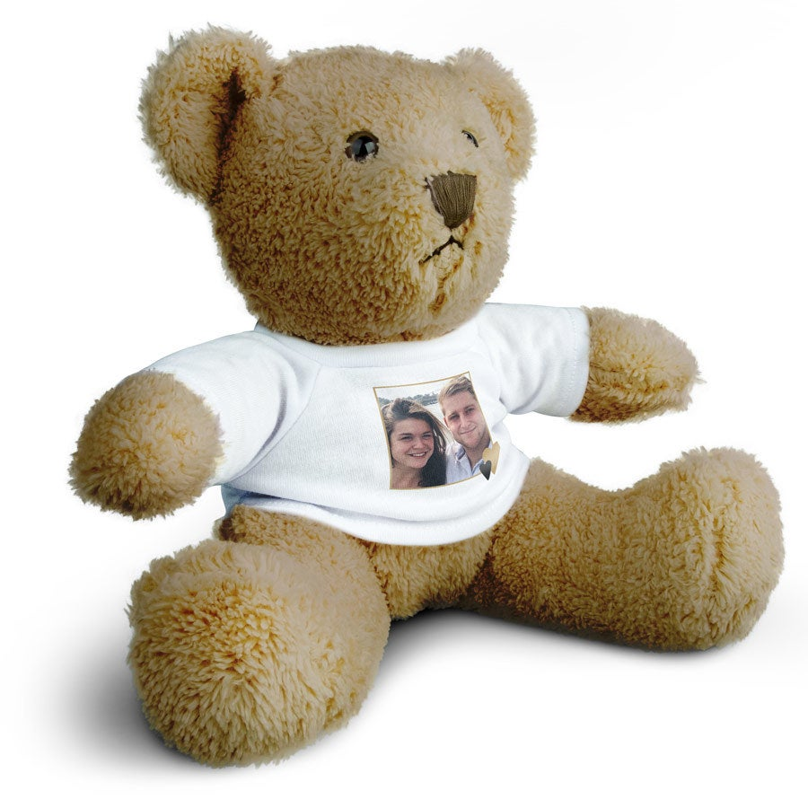 Brinquedo macio - Billy Bear