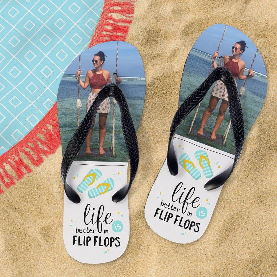 Flip Flops 36-38 / 3½-5