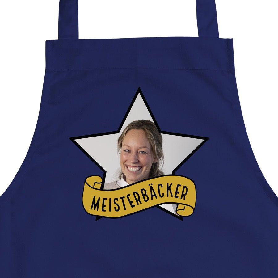 Individuellküchenzubehör - Kochschürze Blau - Onlineshop YourSurprise
