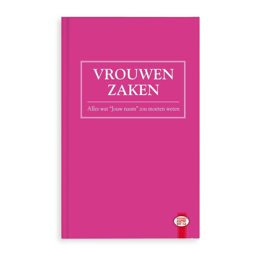 Vrouwenzaken - Hardcover