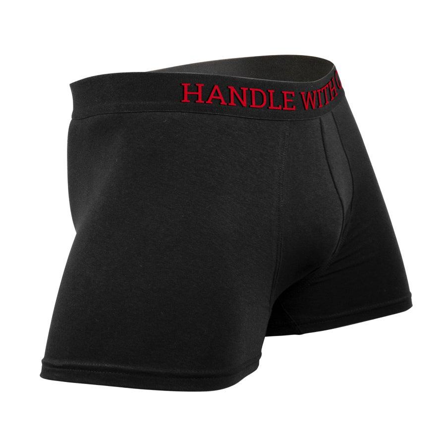 Boxershort - Man maat XL met naam