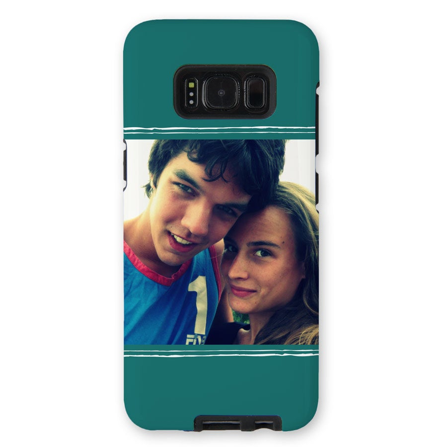 Samsung Galaxy S8 - Kova tapaus