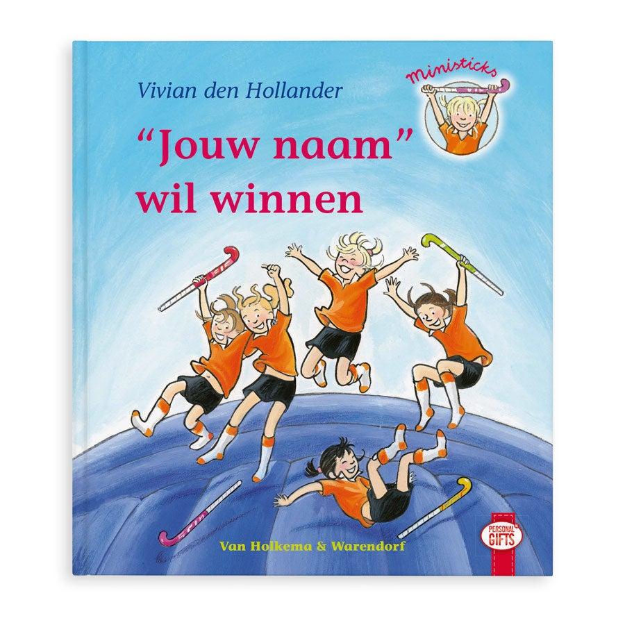Saar wil winnen - Hardcover