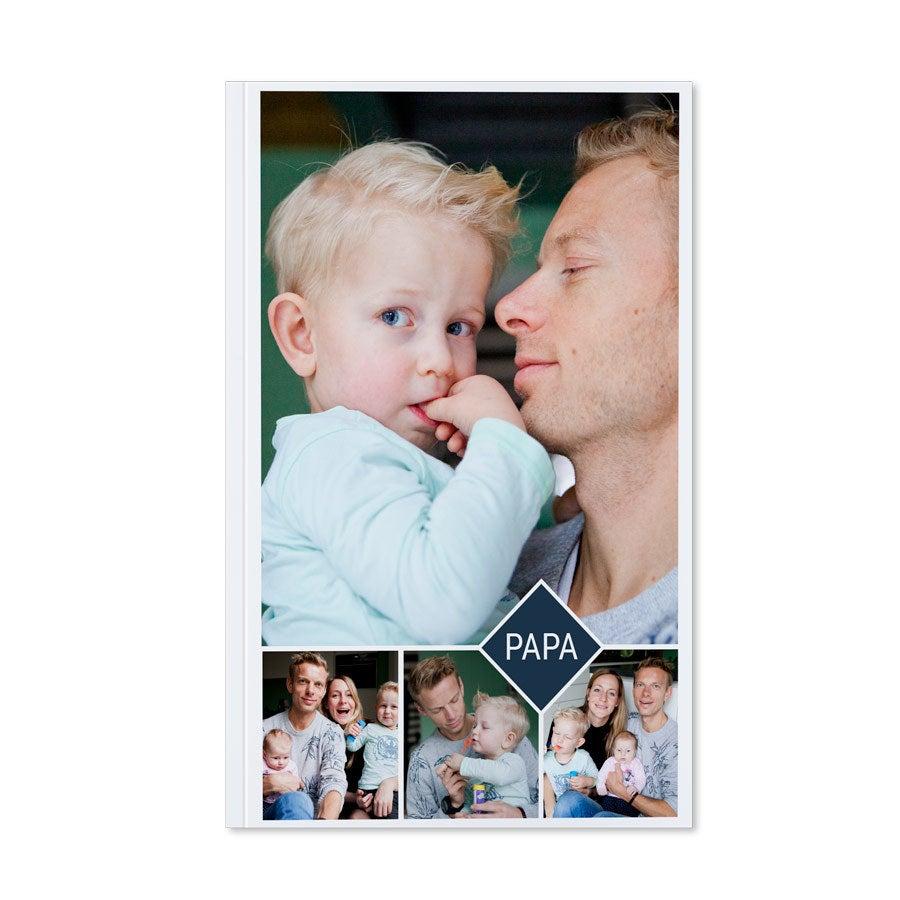 Vaderdag notitieboekje bedrukken - Softcover
