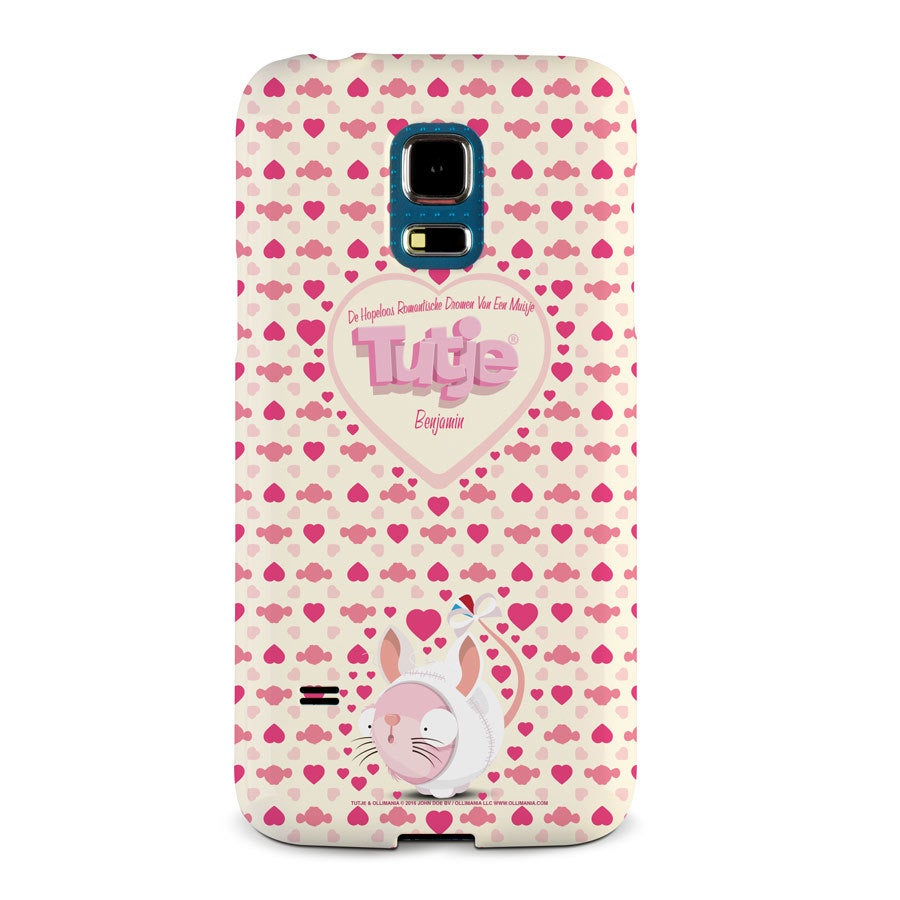 Telefoonhoesje Tutje - Samsung Galaxy S5 Mini