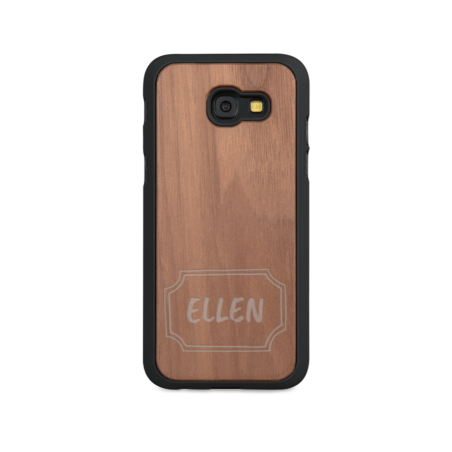 Wooden phone case - Samsung Galaxy a5 (2017)