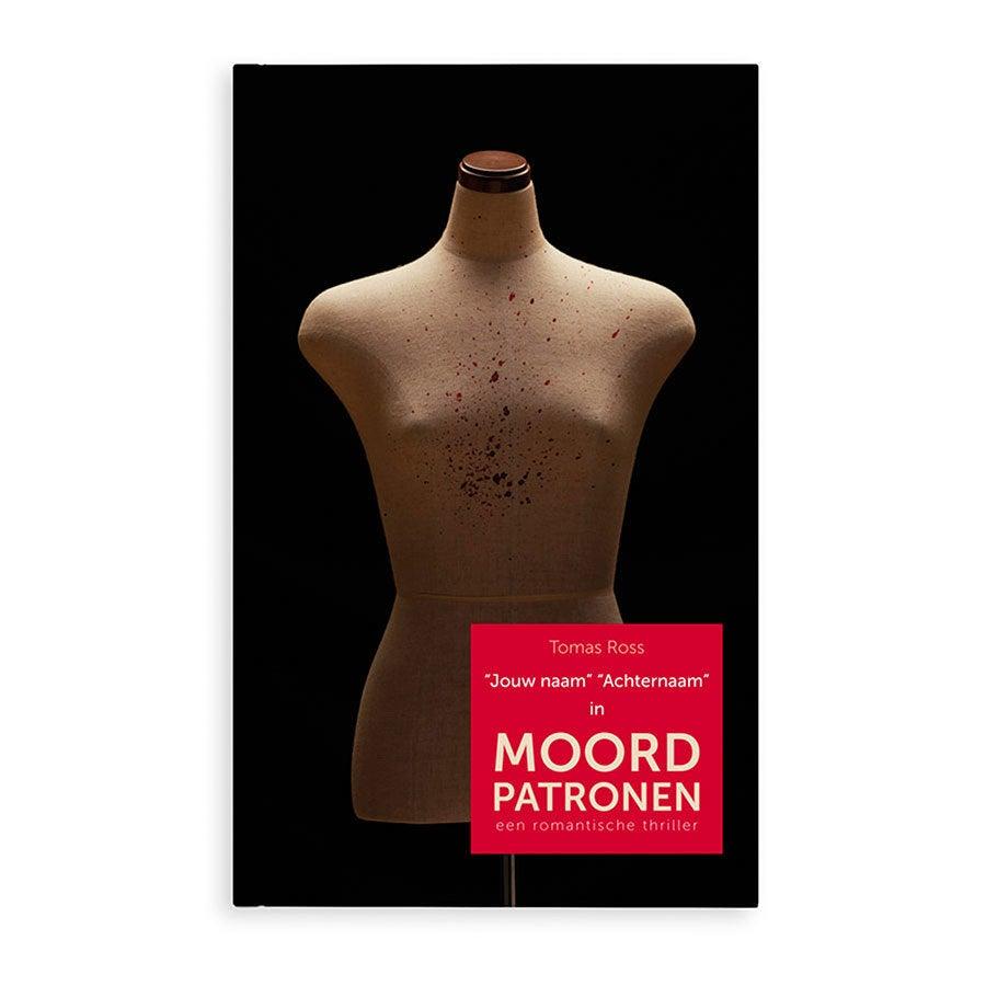 Boek met naam - Moordpatronen - Softcover