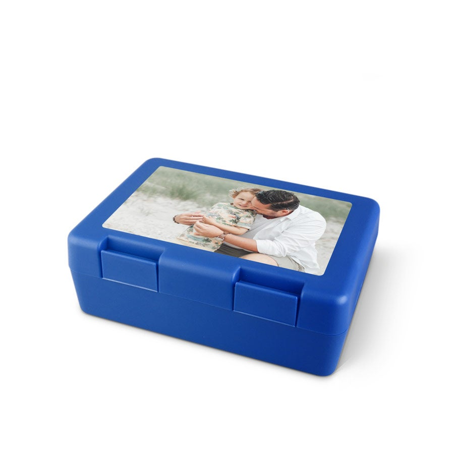 Personlig farsdag lunchbox