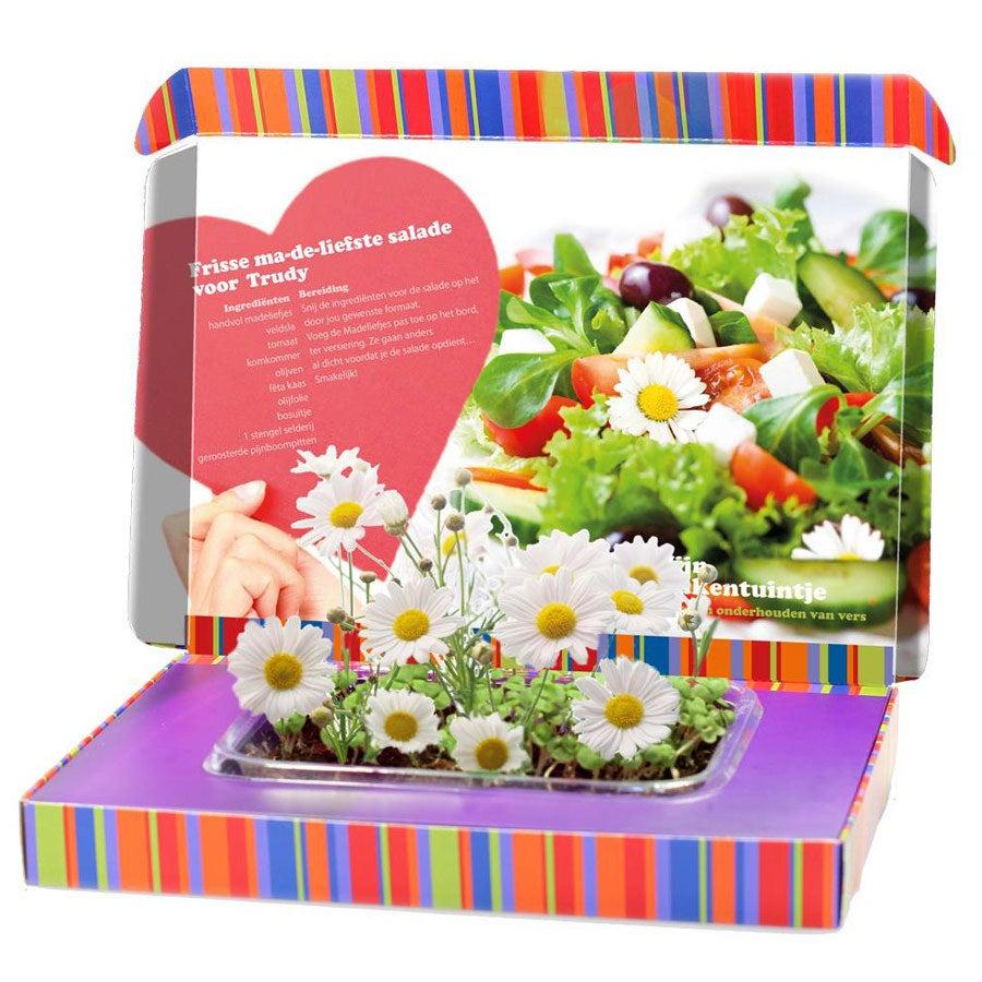 Giftbox kweekset - Ma-de-liefste