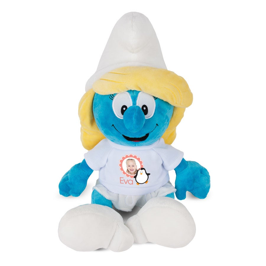 Smurfette soft toy - Large