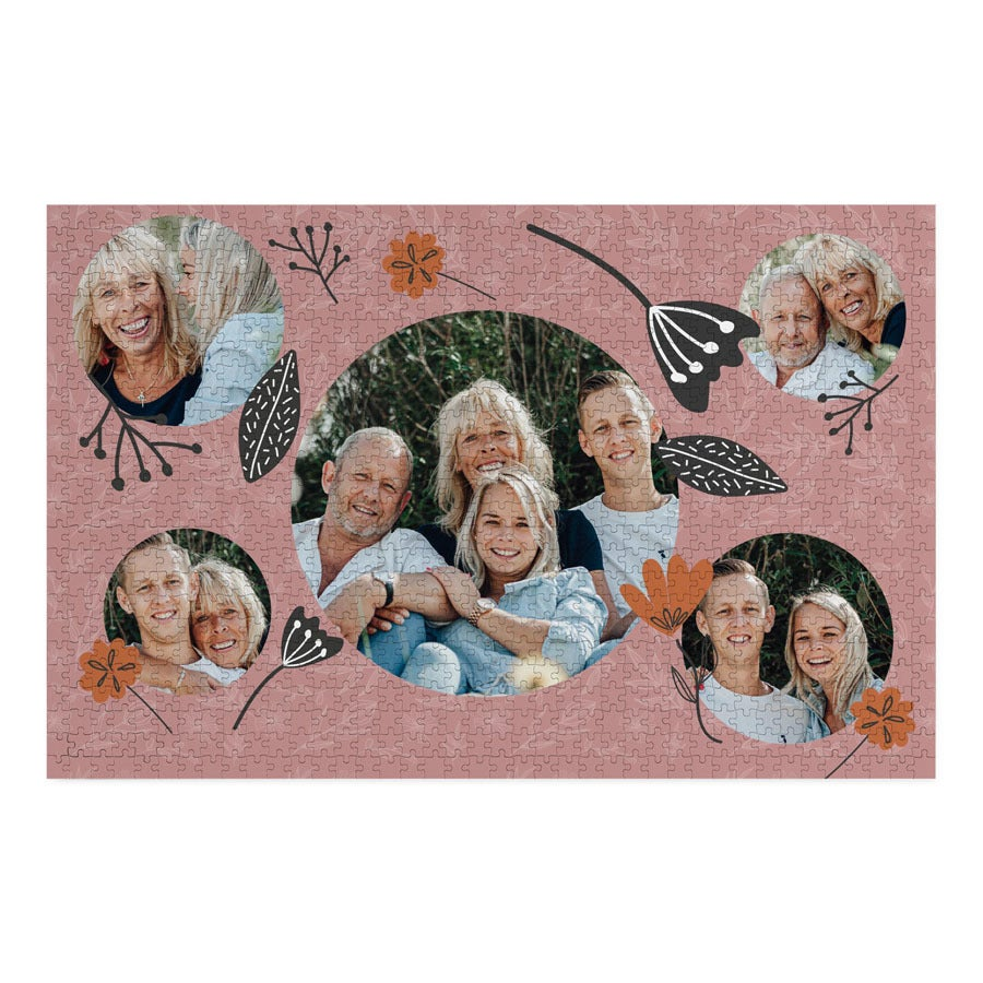 - Muttertagspuzzle 1000 Teile - Onlineshop YourSurprise