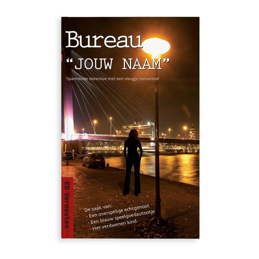 Boek met naam - Bureau Marit - Hardcover