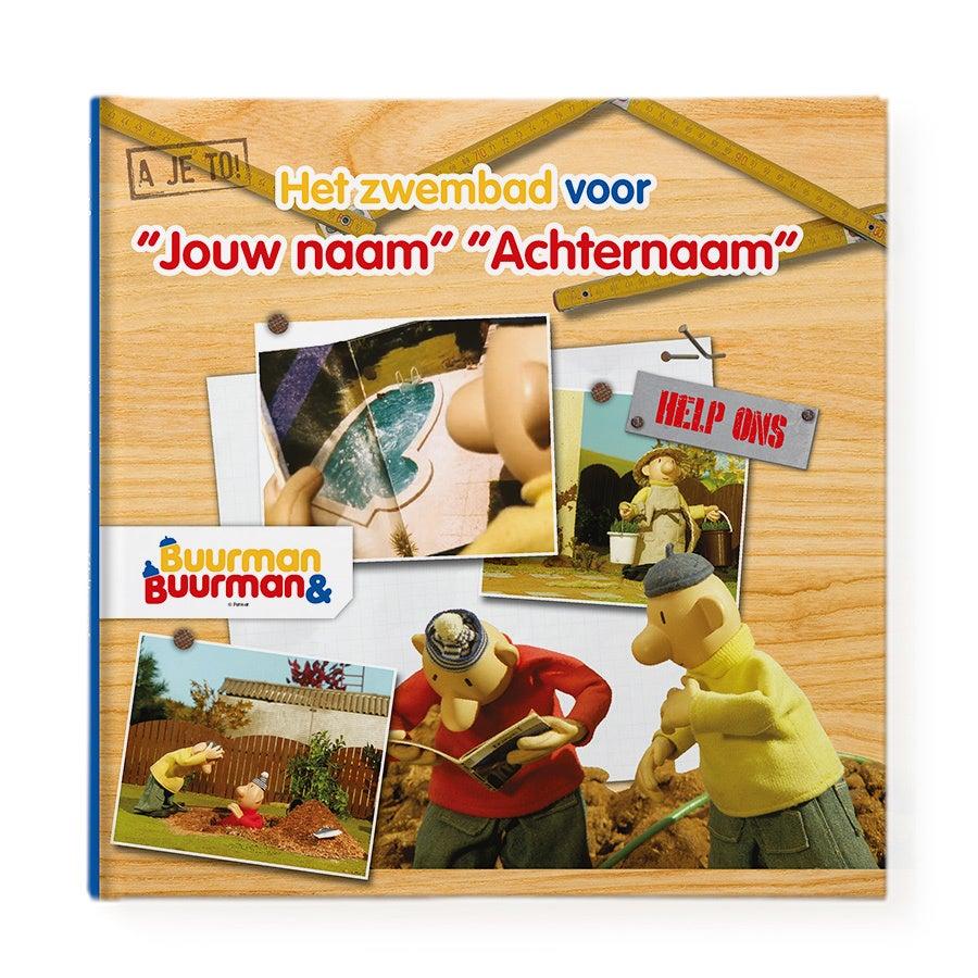 Buurman & Buurman leggen jouw zwembad aan! (Hardcover)