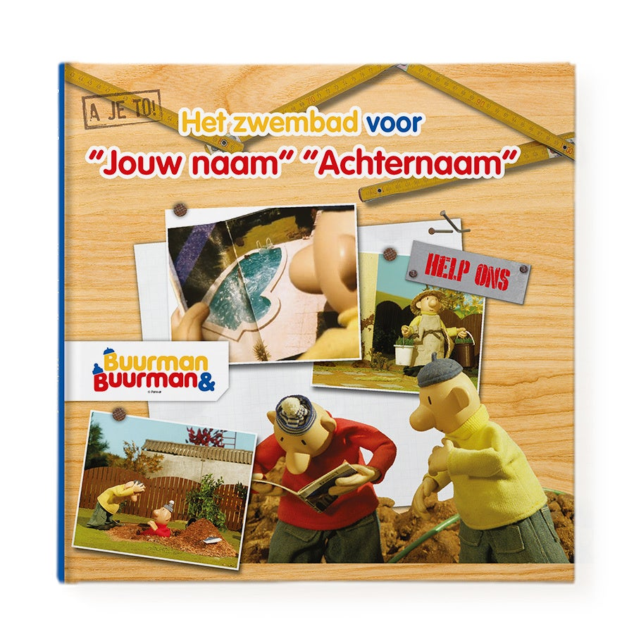 Buurman & Buurman boek - Hardcover