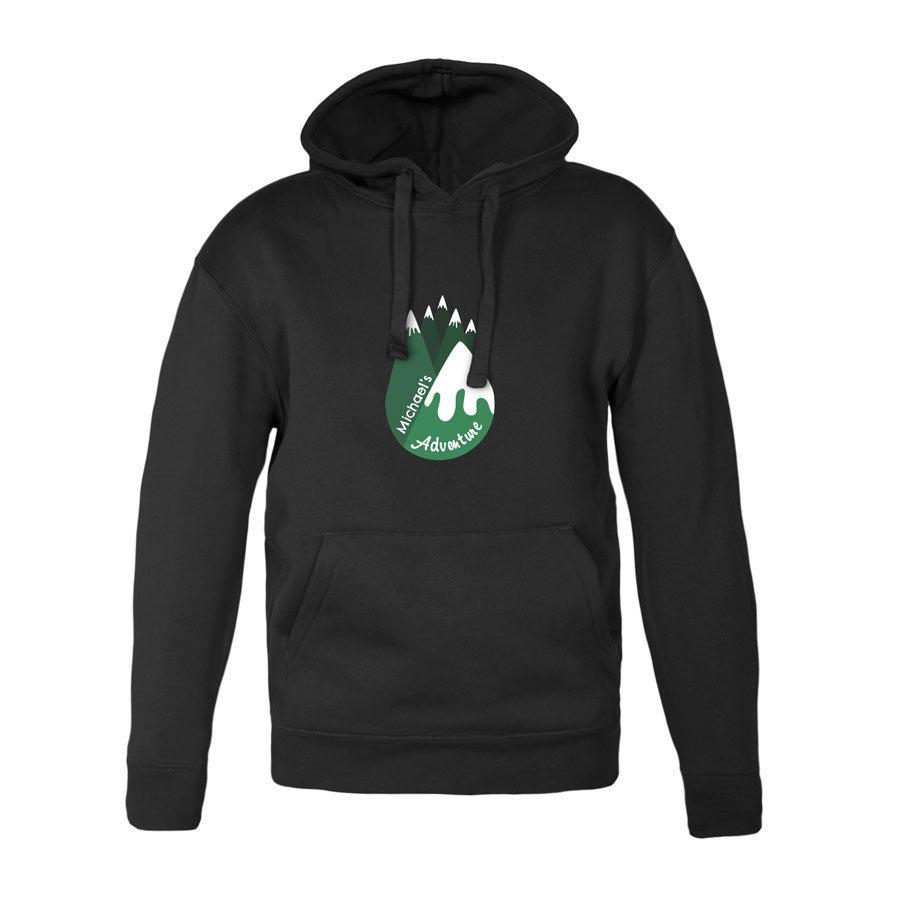 Men's hoodies - Black (S)