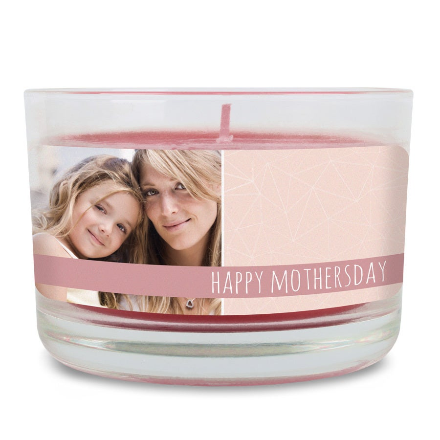 Mother's Day Scented Candle - Apple
