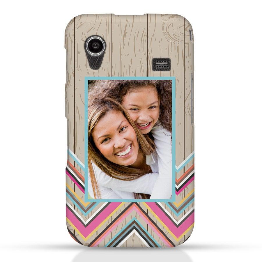 Handyhüllen - Samsung Galaxy Ace - Fotocase rundum bedruckt
