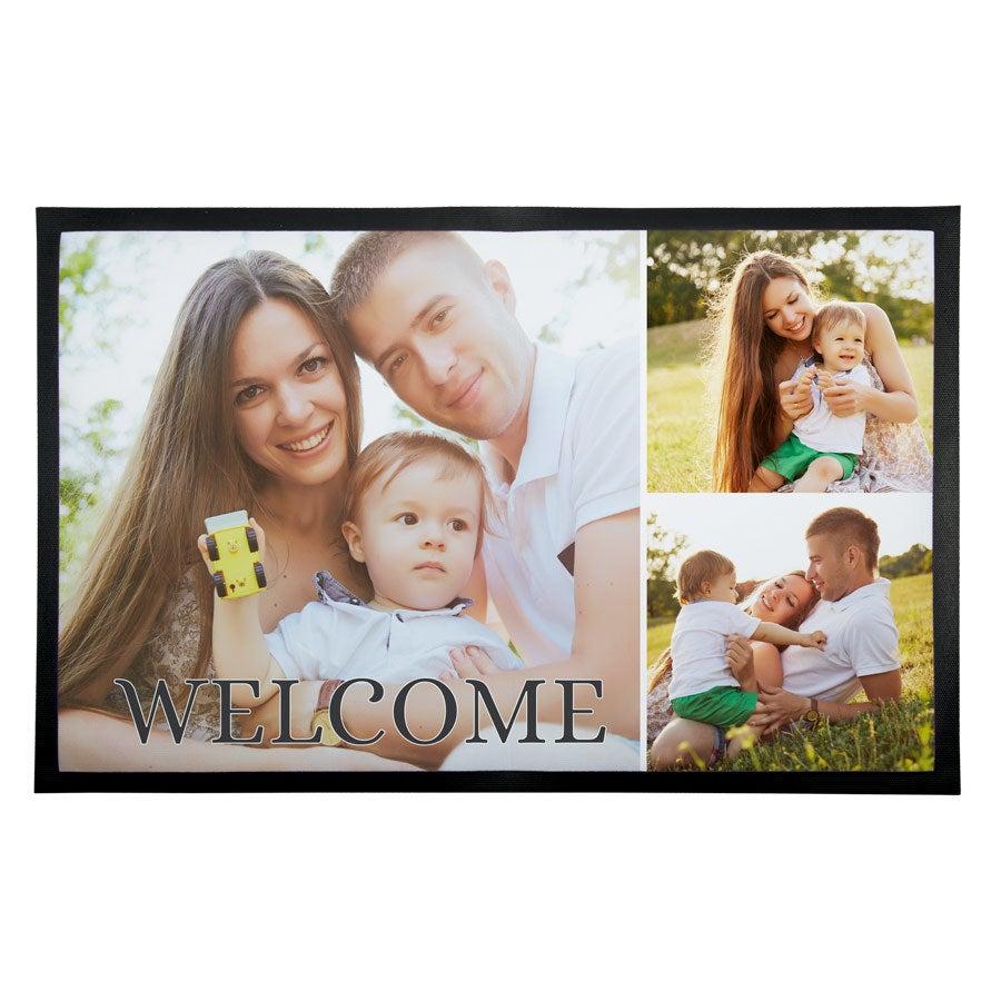 Doormat with photo - 75x50cm