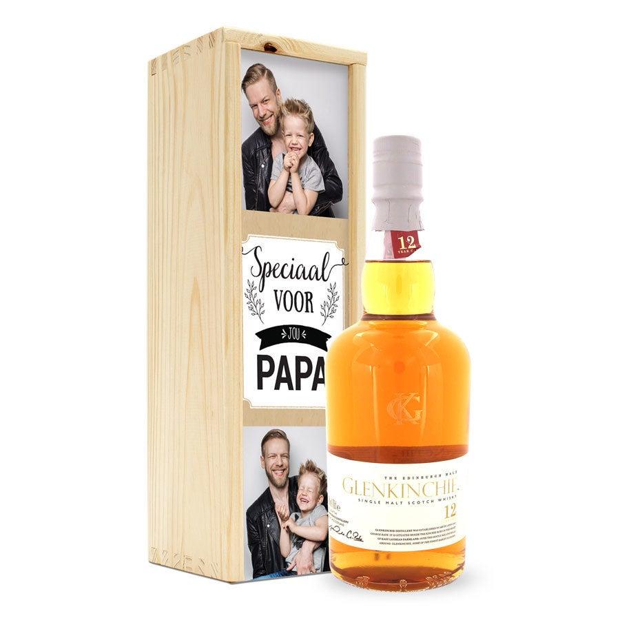 Whisky – Glenkinchie 12 Years - in kist