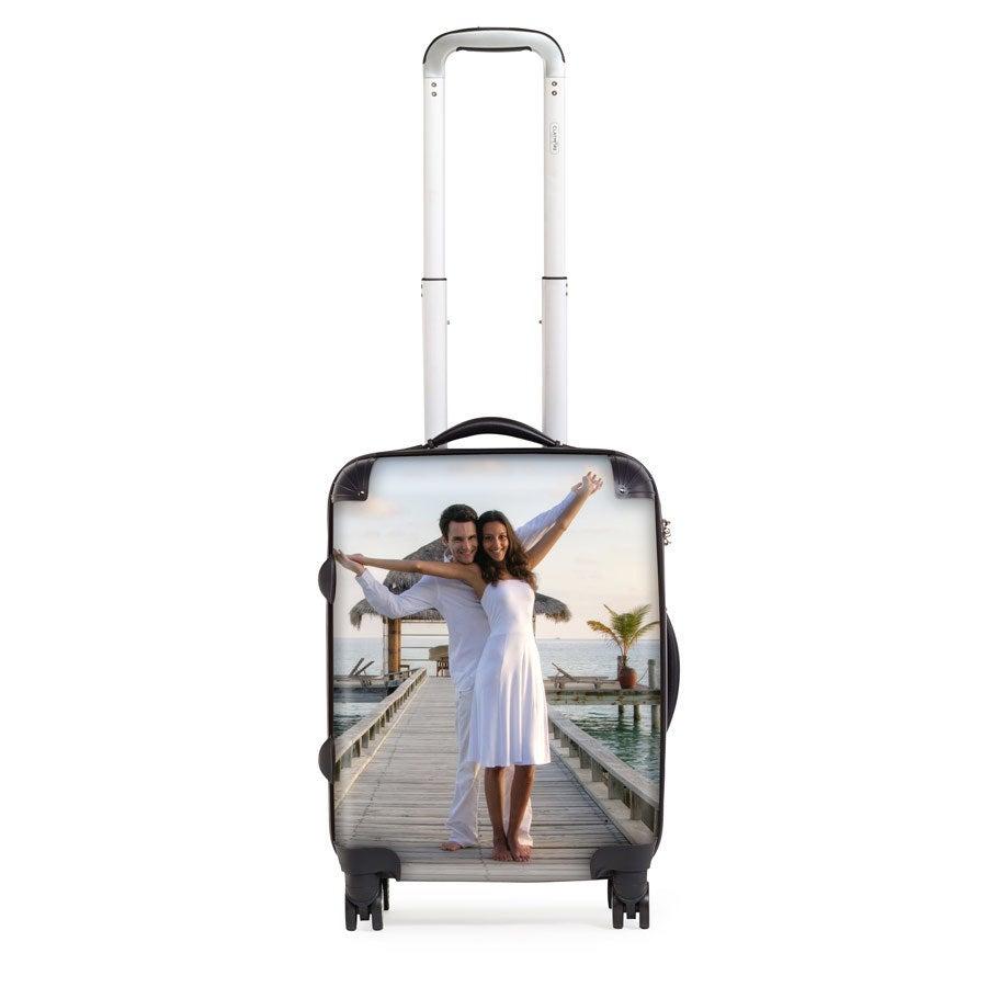 Claymore foto reiskoffer - Cabinsize (handbagage)