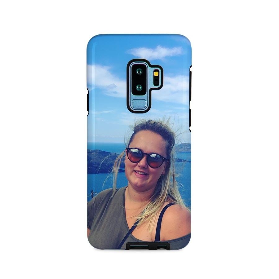 Telefoonhoesje bedrukken - Samsung Galaxy S9 plus (Tough case)