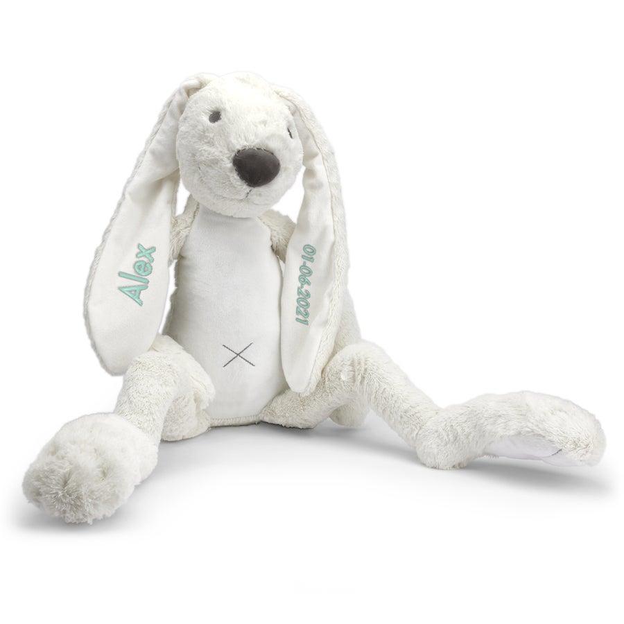 Personalised Giant Rabbit Richie - Ivory