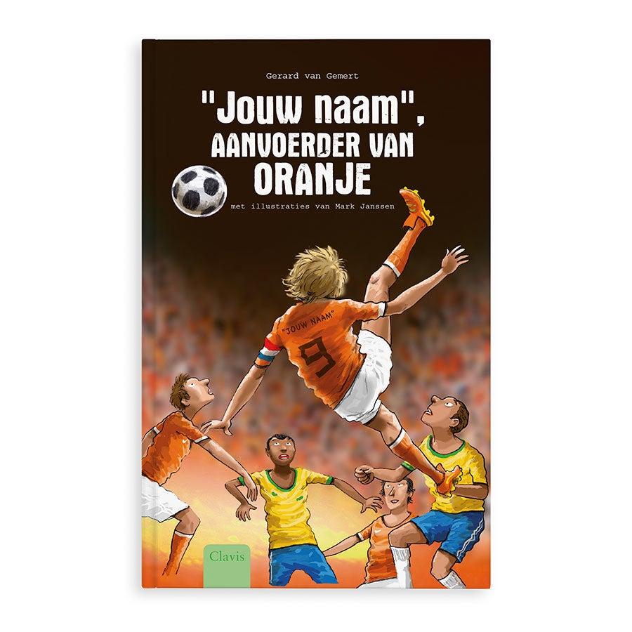 Aanvoerder van Oranje - WK - Hardcover