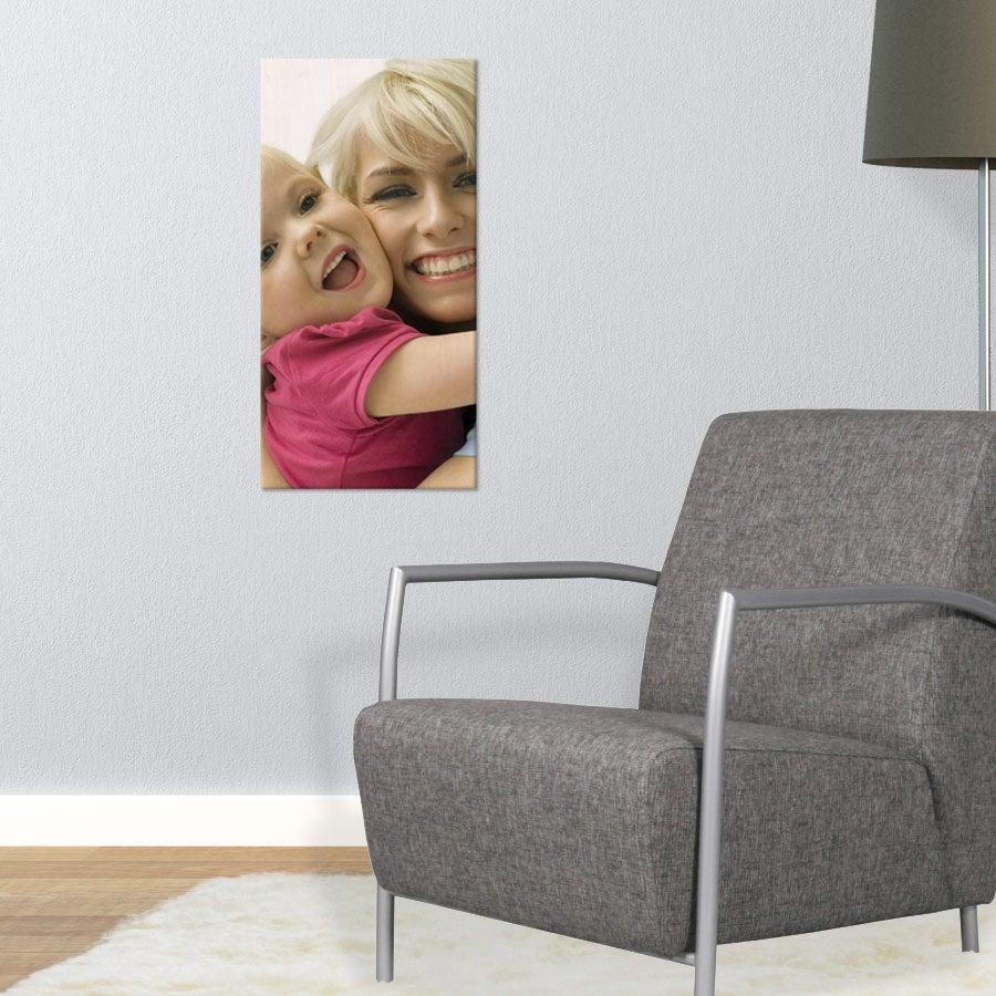 Foto op hout afdrukken - Paneel - 30 x 60 cm