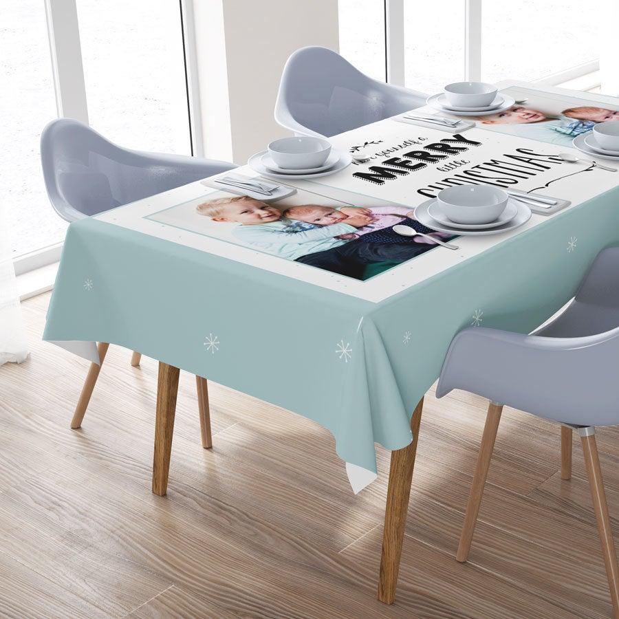 Tischdecke bedrucken - Weihnachten - 200x100cm