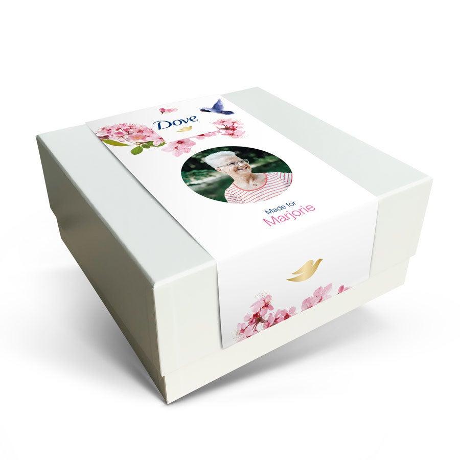 Coffret cadeau Dove - Luxury Rose