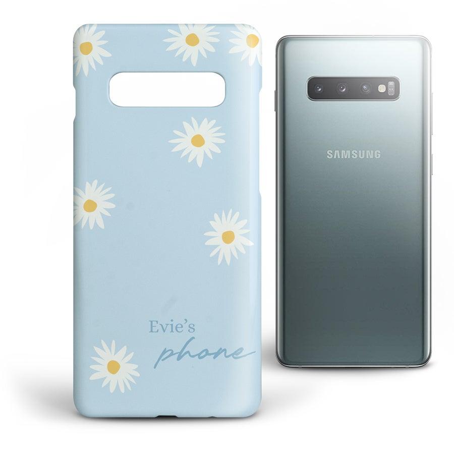 Teleso s fotografiou a vložkou - Galaxy S10