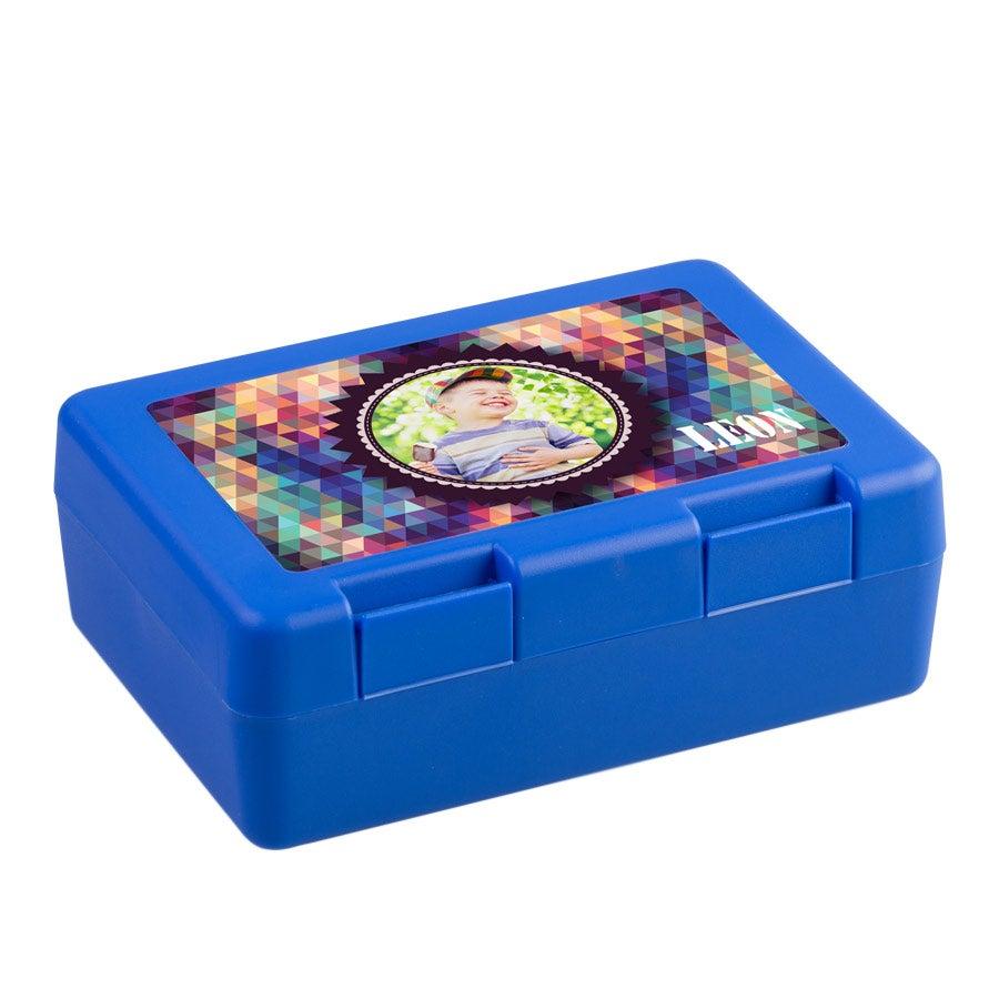 Lunchlåda - Mörkblå