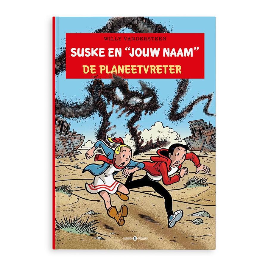 Suske en Wiske - De Planeetvreter - Hardcover