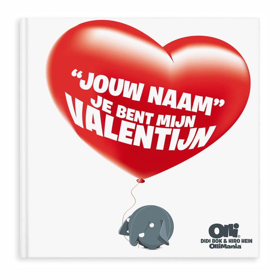 Ollimania - Je bent mijn Valentijn/Liefste - XXL versie!