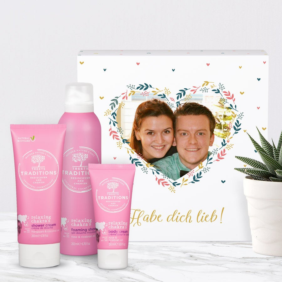 Valentinstag - Beauty Box - Relaxing Chakra's - Large