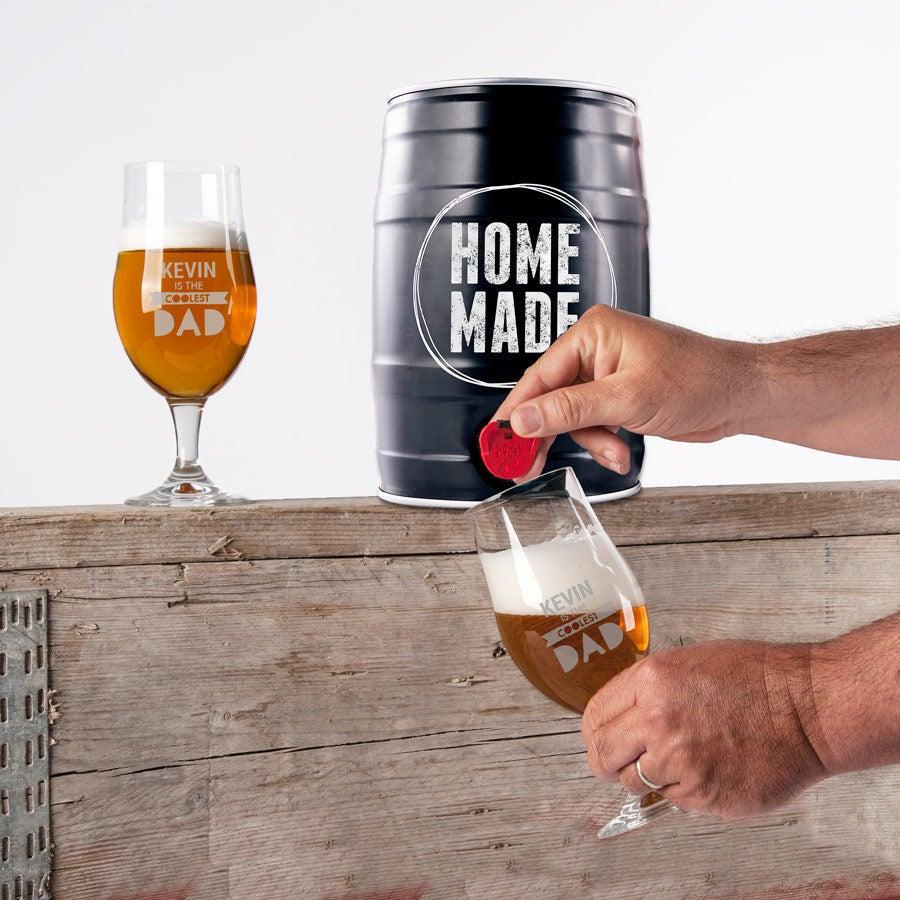 Barril de cerveja - IPA