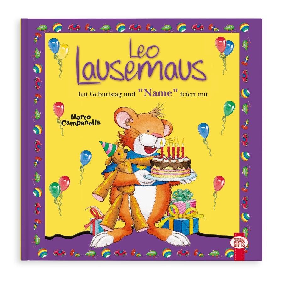 Leo Lausemaus hat Geburtstag - Hardcover