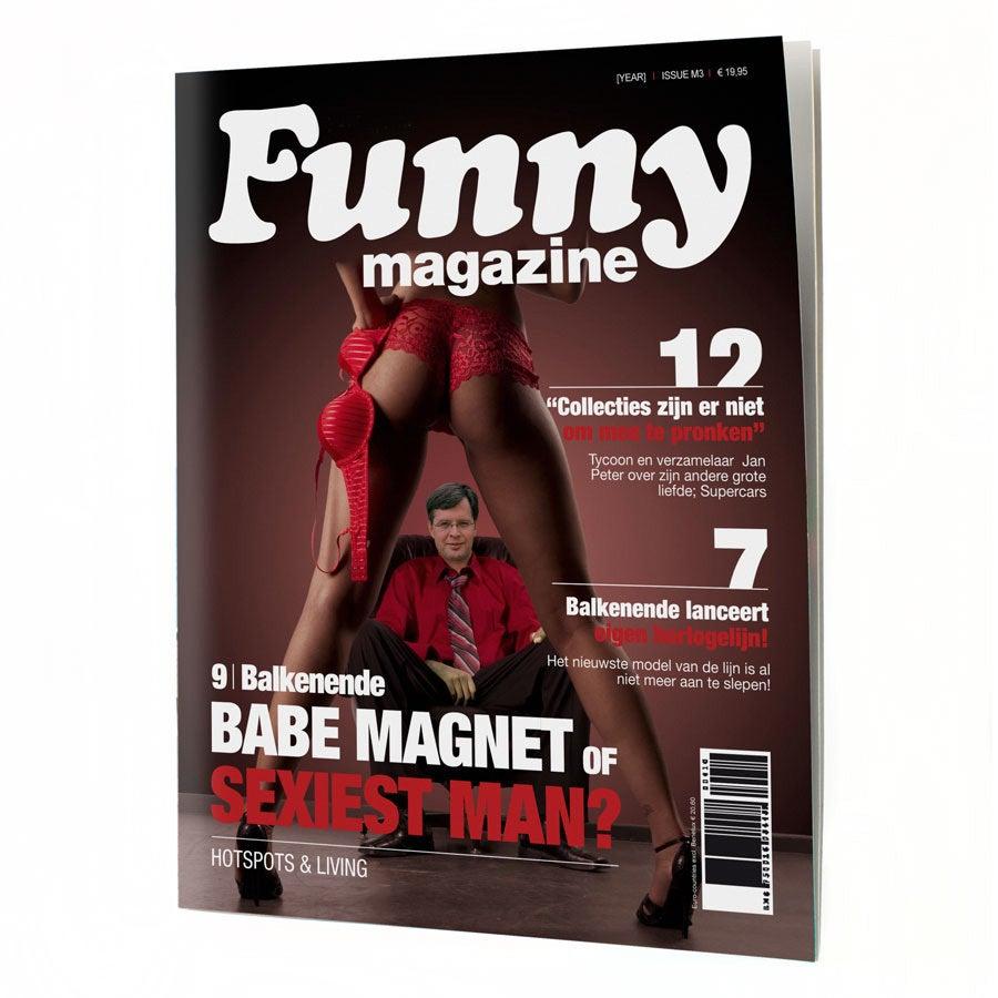 Funny Magazine - Babes