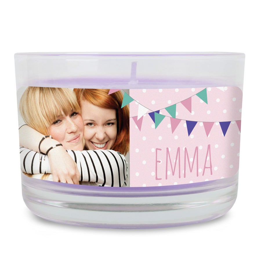 Bolsius scented candles - Lavender