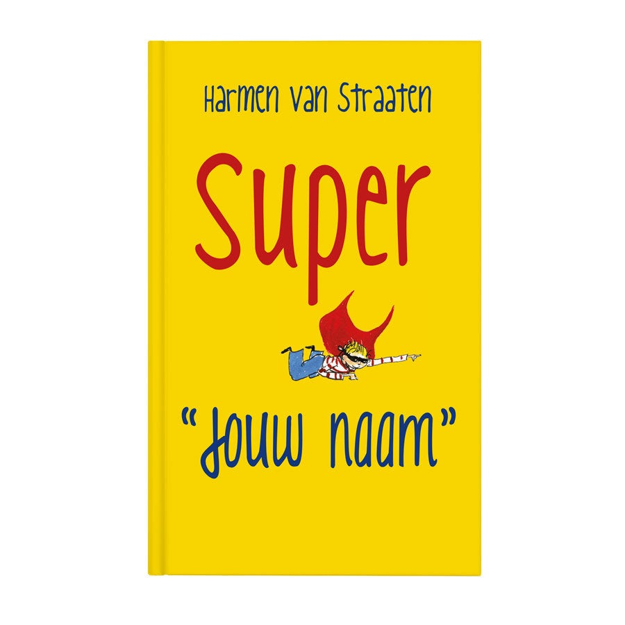 Super Jan - Hardcover
