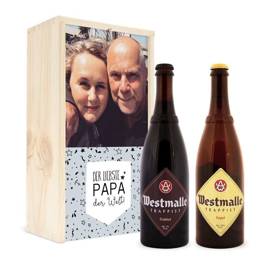Bier Geschenkset - Westmalle Dubbel und Tripel