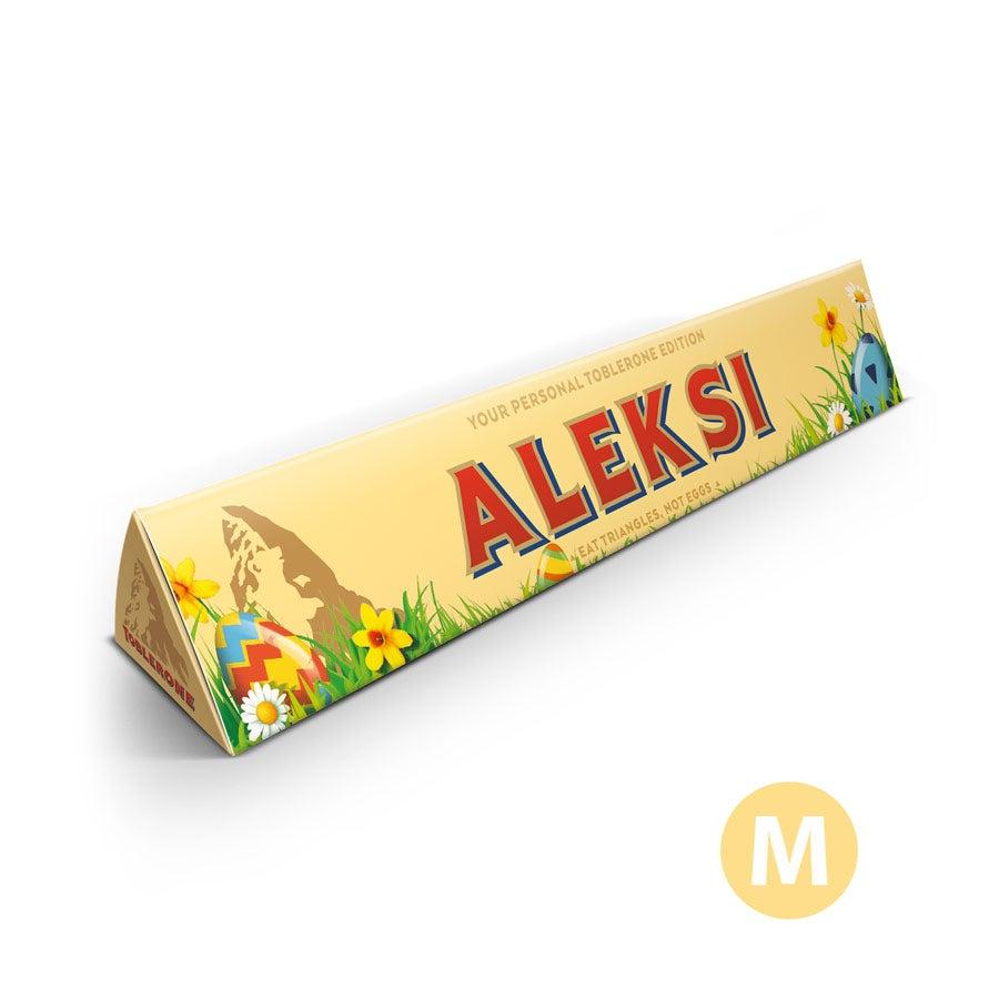 Toblerone csokoládé - húsvéti - 200 gramm