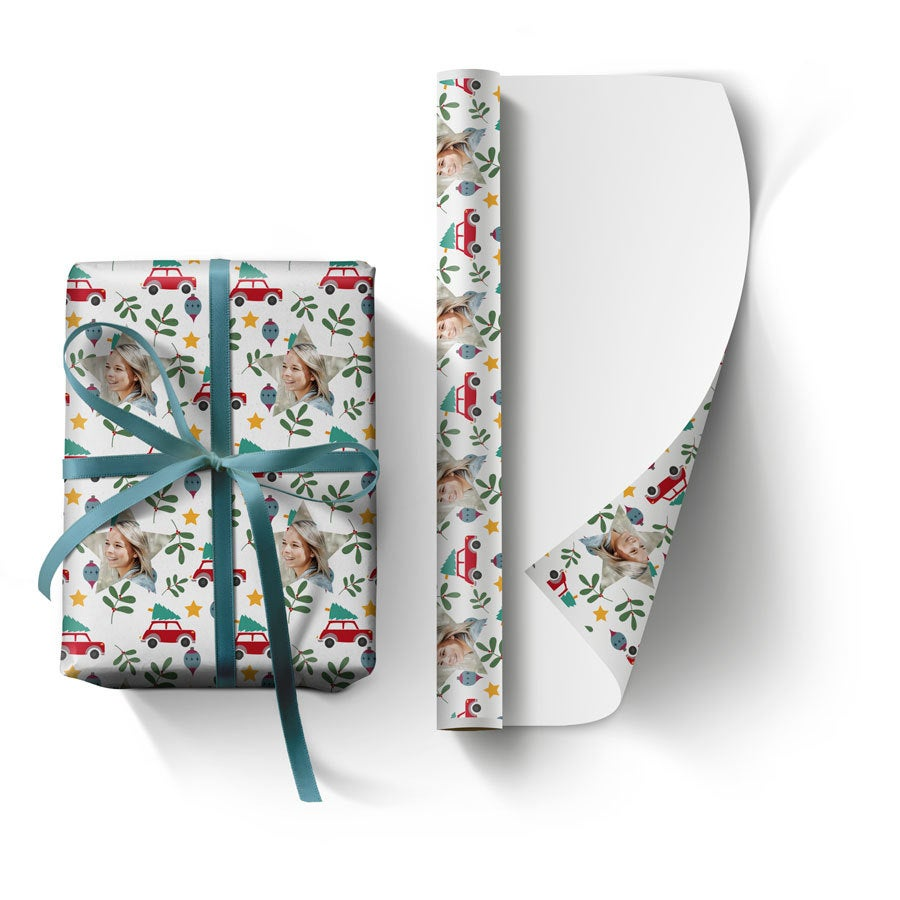 Personlig gavepapir (XL)