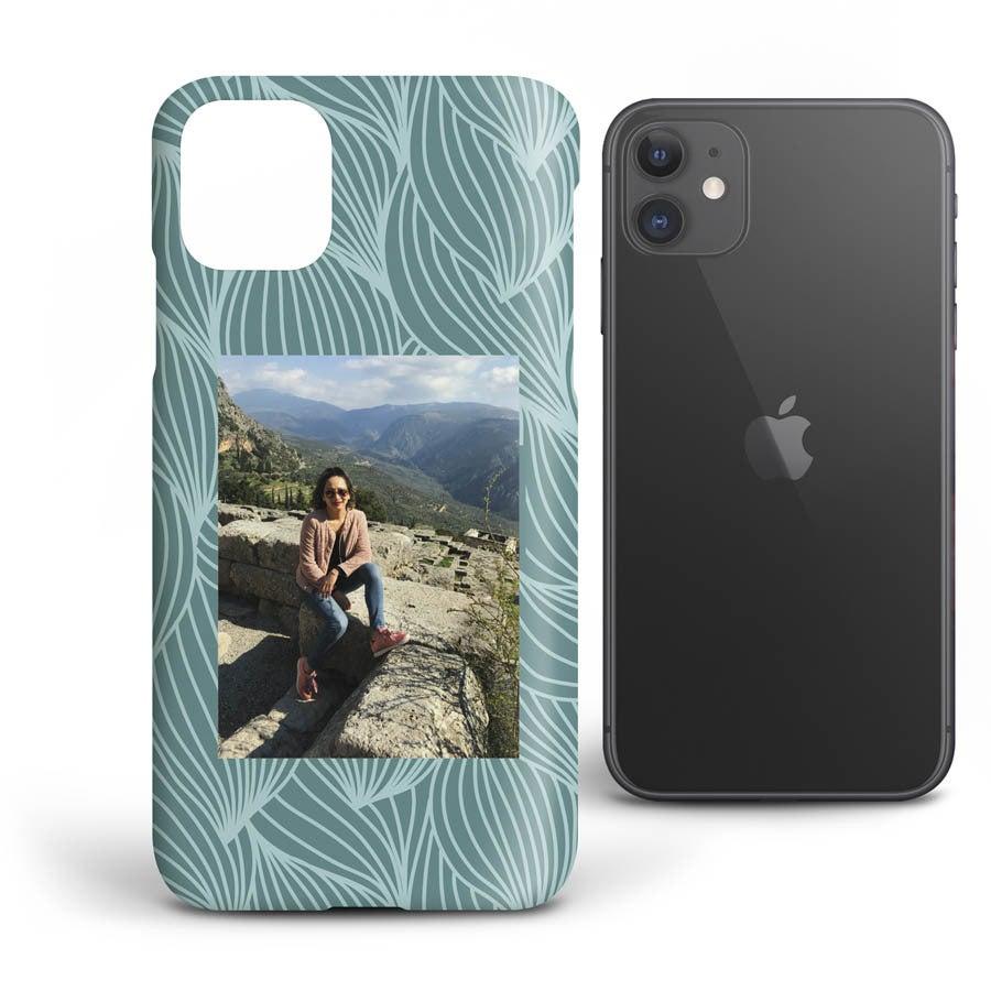 Coque téléphone personnalisée - iPhone 11 - Impression intégrale