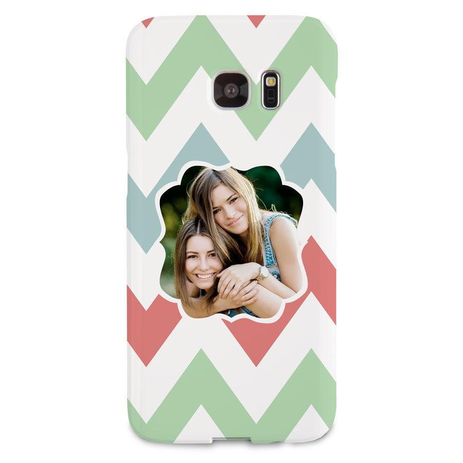 Phone case Samsung Galaxy S7 edge - 3D print