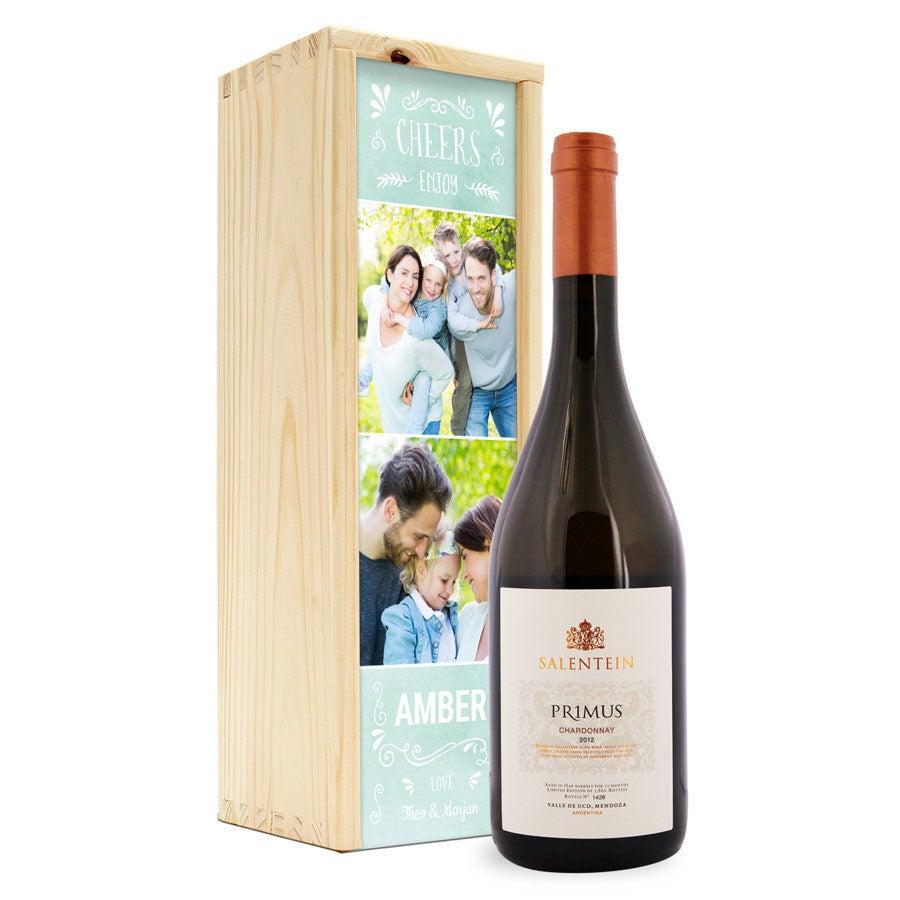 Salentein Primus Chardonnay - Custom laatikko
